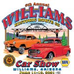 6th Annual Williams Historic Route 66 Car Show