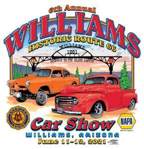 6th Annual Williams Historic Route 66 Car Show