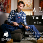 """""""A Lie of the Mind"""" streaming live!"""