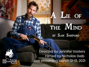 """A Lie of the Mind"" streaming live!"