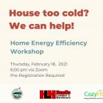 Free Home Energy Efficiency Workshop