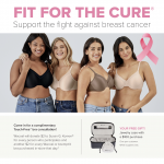 Wacoal Fit for the Cure Event