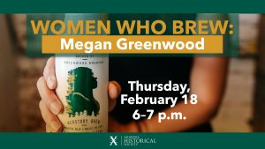 Women Who Brew: Megan Greenwood