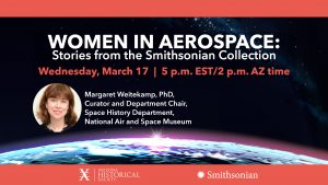 Women in Aerospace: Stories from the Smithsonian Collection
