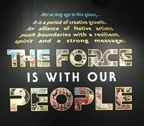 The Force Is With Our People