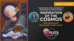 I♥ Pluto Festival 2021   Uncovering Pluto