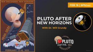 I♥ Pluto Festival 2021 | Pluto After New Horizons