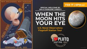 I♥ Pluto Festival 2021 | When the Moon Hits Your Eye
