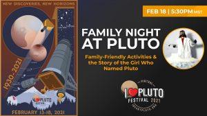 I♥ Pluto Festival 2021 | Family Night at Pl...