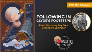 I♥ Pluto Festival 2021 | Pluto Discovery Day Tour