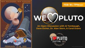 I♥ Pluto Festival 2021 | We Heart Pluto!