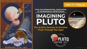 I♥ Pluto Festival 2021 | Imagining Pluto