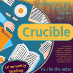 Crucible--Community Reading