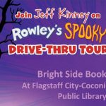 Rowley's Spooky Drive-Thru with Author Jeff Kinn...