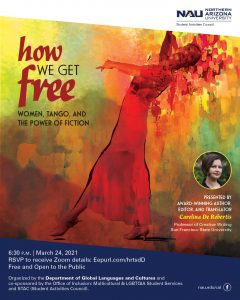 How to Get Free: Women, tango and the power of fiction