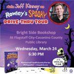 Rowley's Spooky Drive-Thru with Author Jeff Kinney