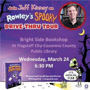 Rowley's Spooky Drive-Thru with Author Jeff Kinney