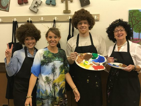 BYOB In-Studio Painting and Craft Classes at Creat...