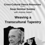 Soup Seminar Sunday with Andrea Seidel