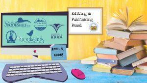 Northern Arizona Book Festival: Editing & Publishing Panel
