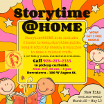"Curbside ""Storytime @ Home"" Kit"