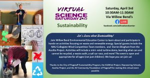 Science Saturday: Sustainability