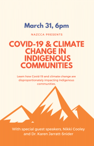 Covid-19 & Climate Change In Indigenous Communites