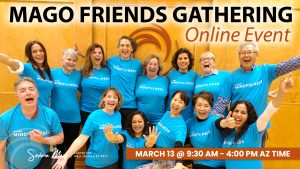 1st Annual Mago Friends Gathering