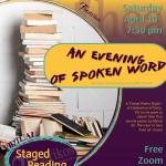 An Evening of Spoken Word