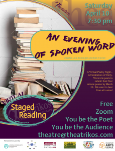 An Evening of Spoken Word