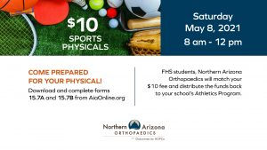$10 Sports Physicals at the Summit Center
