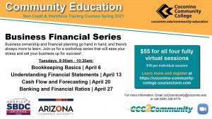 CCC Virtual Business Financial Series