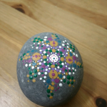 Special $15 Mandala Rock Painting Class at Creativ...