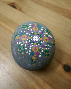 Special $15 Mandala Rock Painting Class at Creative Spirits