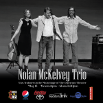 Nolan McKelvey: Indoors on the Main Stage of the Orpheum Theater