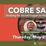 Cobre Sagrado: Studying the Sacred Copper on the Borderlands of New Spain