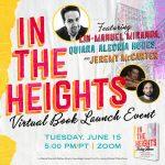Bright Side Bookshop is Hosting Lin-Manuel Miranda (Virtually)