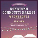 Downtown Community Market