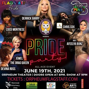 Socially Distanced Pride Party - Celebrating 25 years!