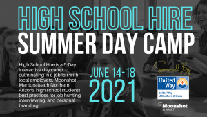 High School Hire Summer Day Camp + Job Fair