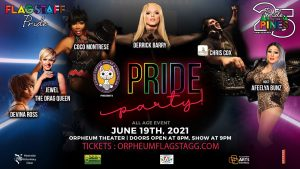 25th Anniversary Pride Party