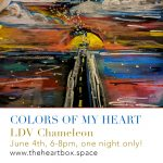 First Friday | Colors of My HeArt Pop-Up