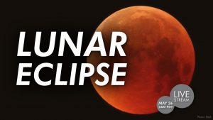 Streaming | Lunar Eclipse Live