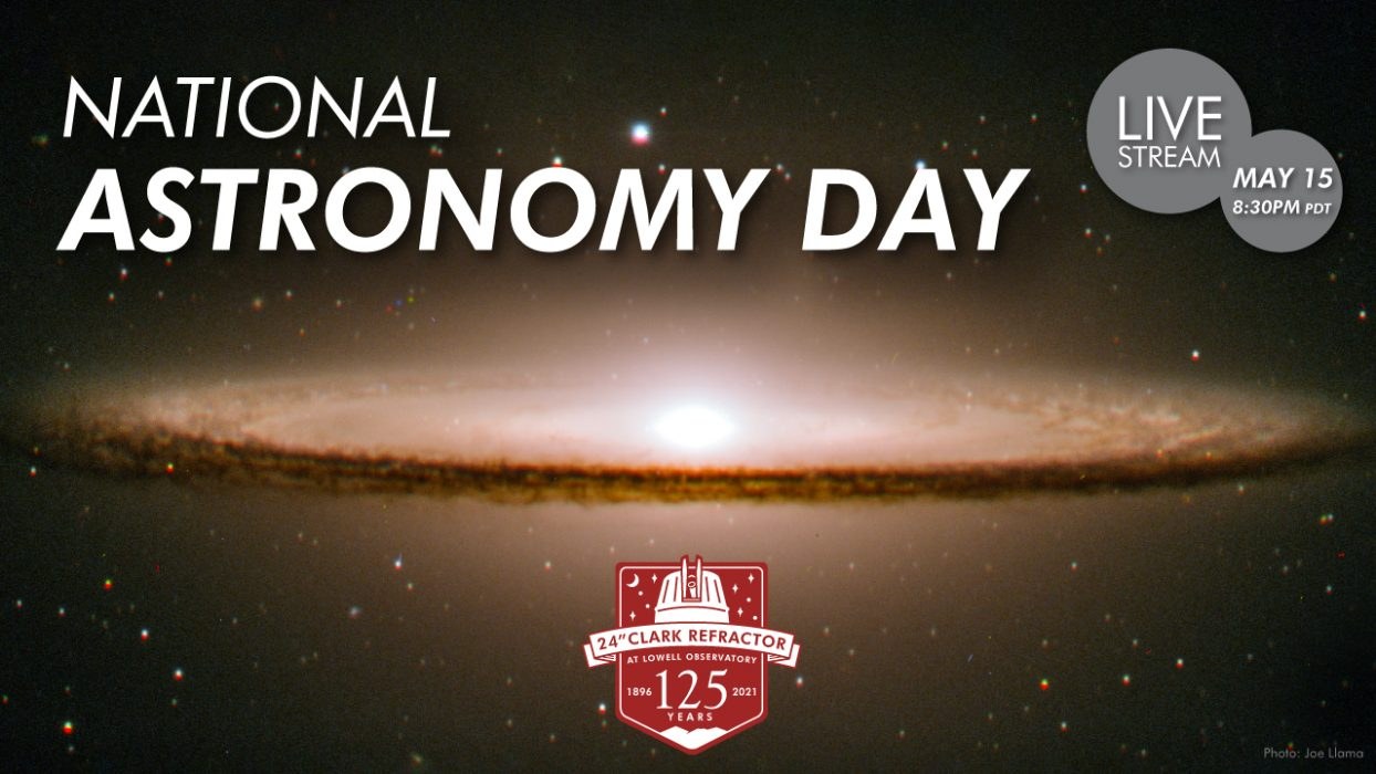 Streaming | National Astronomy Day 2021