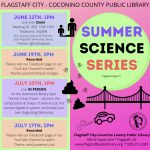 Saturday Summer Science Series