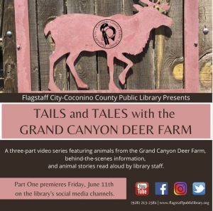 Tails & Tales with Grand Canyon Deer Farm - Part 1