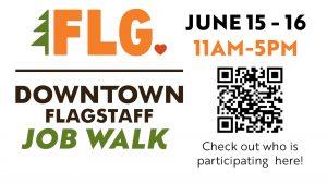 Downtown Flagstaff Job Walk