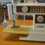 Get to Know Your Sewing Machine!