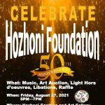 HOZHONI 50TH ANNIVERSARY CELEBRATION