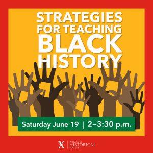 Strategies for Teaching Black History